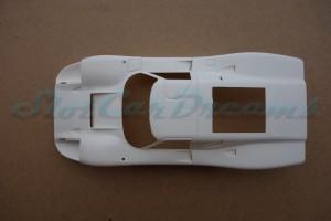 NSR Ford GT40 MKIV Karosserie/Body White