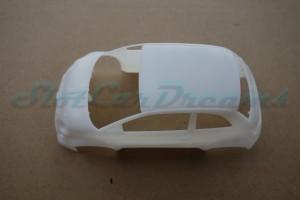NSR Abarth 500 Karosserie/Body