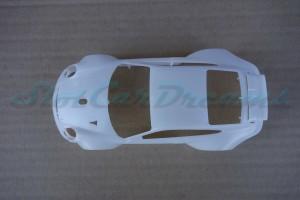 NSR Porsche 997 GT3 Karosserie/Body White