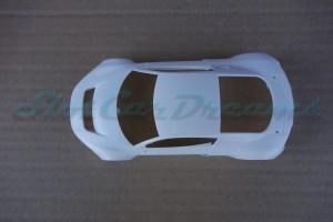 NSR Audi R8 Karosserie/Body White