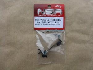 NSR Ersatzteile Audi R18