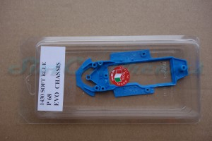 NSR Ford P68 Chassis EVO Soft Blue