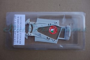 NSR Punto S2000 / Clio Chassis Triangular EVO Hard White