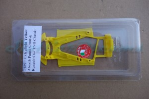 NSR Punto S2000 / Clio Chassis Triangular EVO Extralight Yellow