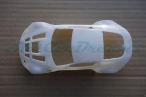 NSR ASV GT3 Karosserie/Body White