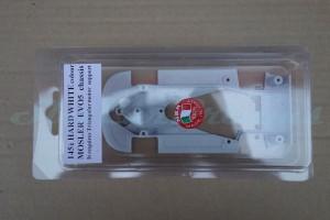 NSR Mosler Chassis Triangular EVO5 Hard White