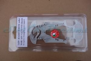 NSR ASV GT3 Chassis Triangular EVO2 Hard White