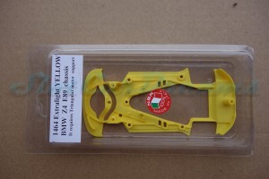 NSR BMW Z4 Chassis Triangular EVO2 Exttralight Yellow