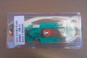 NSR Ford MK IV Chassis EVO Extra Hard Green