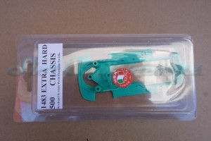 NSR Abarth 500 Chassis Extra Hard Green