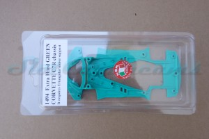 NSR Corvette C7.R Chassis Triangular EVO2 Extra Hard Green