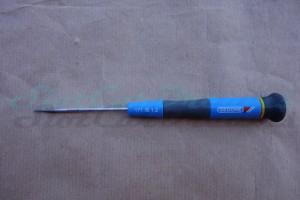 Gedore High Quality Schraubendreher Schlitz 1,2