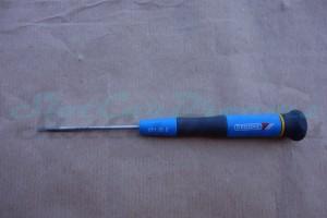 Gedore High Quality Schraubendreher Schlitz 2