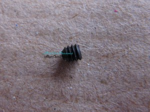 "Slotdevil Wurmschraube M2 x 2 mm Innensechskant 0,9 => ""Stück"""