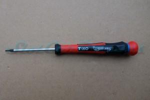 Slotdevil High Quality Schraubendreher Torx T6