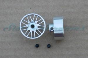 """Slotdevil Lochflachfelge BBS 21er x 8 für 3 mm => """"Paar"""""""