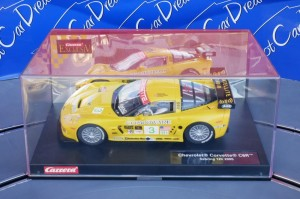 Exclusive Chevrolet Corvette C6.R Compuware #3