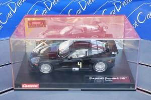 Exclusive Chevrolet Corvette C6.R Testcar #4