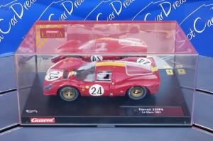 Exclusive Ferrari 330 P4 Le Mans #24