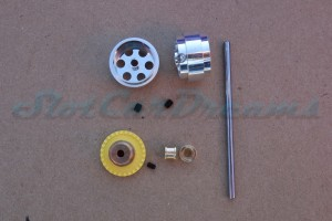 "Slotdevil Tuningkit Inliner 2.38 / 16x10 / 28 => ""Set"""
