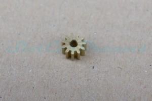 """Slotdevil Motorritzel 6,5 mm 11 Zähne Messing => """"Stück"""""""