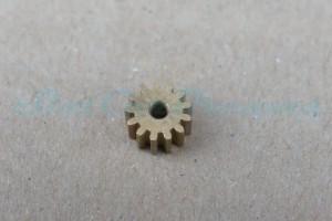 """Slotdevil Motorritzel 7,5 mm 13 Zähne Messing => """"Stück"""""""