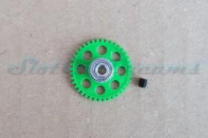 Slotdevil Spurzahnrad Kunststoff 40 Zähne für 3 mm