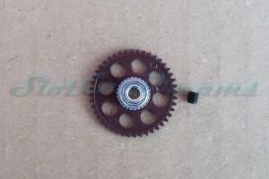 Slotdevil Spurzahnrad Kunststoff 44 Zähne für 3 mm