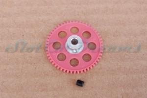 Slotdevil Spurzahnrad Kunststoff 52 Zähne für 3 mm