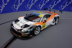 Ferrari 458 Italia GT3 Black Bull Racing GT Open 2014 #64