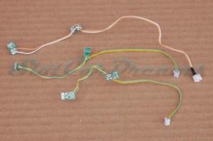 "Corvette 124 C7.R Lichtplatinen SMD => ""Set"""
