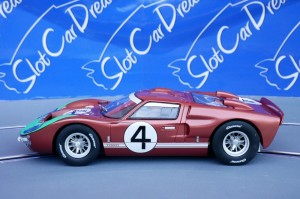 Ford GT40 MKII #4