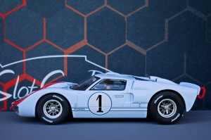 Ford GT40 MKII 24H Le Mans 1966 #1