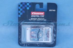Digitaldecoder F1 132 Autos