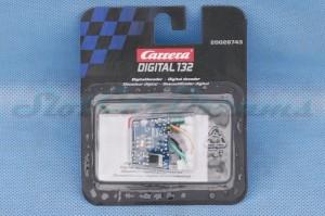 Digitaldecoder mit Blinklicht 132 Autos