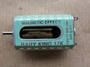 NSR Motor Baby King 17K