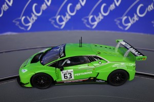 "SlotCarDreams Tuning Carrera Lamborghini GT3 / Ford GT ""Normal"" => VORLAGE"