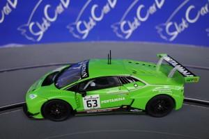 "SlotCarDreams Tuning Carrera Lamborghini GT3 / Ford GT ""Normal"" => VORLAGE"
