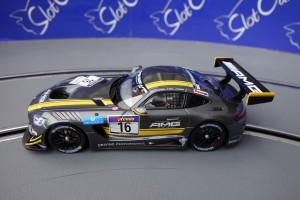 """SlotCarDreams Tuning Carrera MB AMG GT3 """"Race"""" => VORLAGE"""
