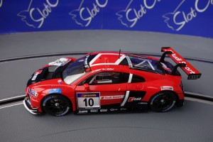 "SlotCarDreams Tuning Carrera Audi R8 Neu ""Race"" => VORLAGE"