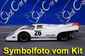 SCD Tuningkit Carrera D132 Porsche 917 Modelle