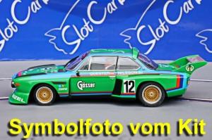 SCD Tuningkit Carrera D132 BMW 3.5