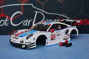 Karosserie Porsche 991 RSR Porsche GT Team #911