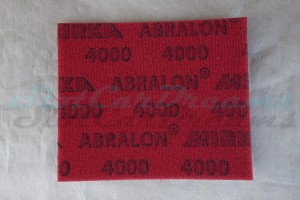 """Abralon Handbad K4000 => """"Stück"""""""