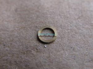 "NSR Achsdistanzscheibe 0,25 mm 3/32 => ""Stück"""