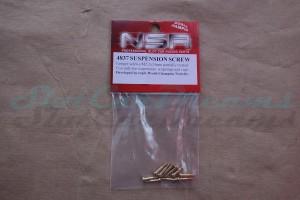"""NSR Metrische Schraube 2,2 x 11 mm => """"Stück"""""""
