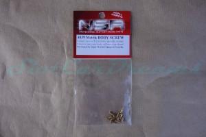 """NSR Metrische Schraube 2,2 x 6,5 mm => """"Stück"""""""