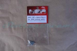 "NSR Leitkiel Schraube M2 x 4 mm => ""Stück"""