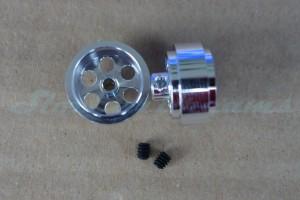 """NSR Stegfelge 16 x 8 mm für Achse 2,35 mm ALU => """"Stück"""""""