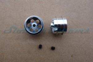 """NSR Stegfelge Airsystem 16 x 10 mm für Achse 2,35 mm ALU => """"Stück"""""""